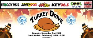 Turkey Drive @ Ideal Market - Geistown